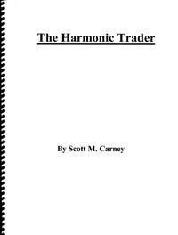 The Harmonic Trader — обложка книги.