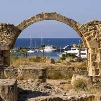 Пафос - столица Кипра в Римскую эпоху.