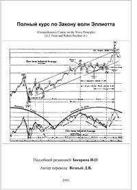 Полный курс по закону волн Эллиотта — обложка книги.