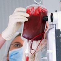 Массивная трансфузия.