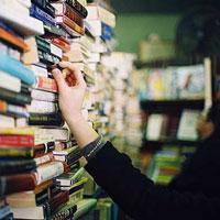 Выбор книги.
