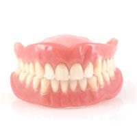 Зубы на полке.