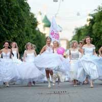Город текстиля и... невест.