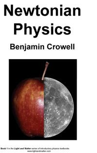 Newtonian physics — обложка книги.