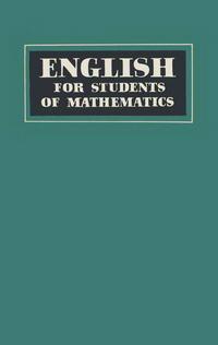 Пособие по английскому языку для математических факультетов педагогических вузов — обложка книги.