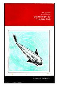 Человек и окружающая среда. Электричество в жизни рыб — обложка книги.