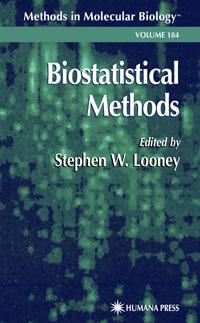 Biostatistical Methods — обложка книги.