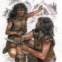 Сексуальные отношения древних людей