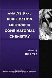 Analysis and Purification Methods in Combinatorial Chemistry — обложка книги.