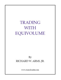 Trading with Equilvolume — обложка книги.