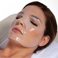 Гидрогелевая маска.