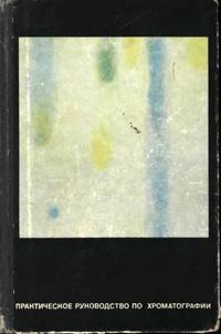Практическое руководство по хроматографии — обложка книги.