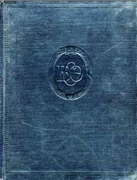 Большая советская энциклопедия, том 39 — обложка книги.