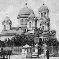 Александро-Невский собор в Симферополе.