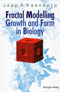 Fractal modelling. Growth and form in biology — обложка книги.