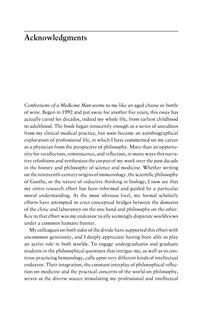 Confession of a medicine man — обложка книги.
