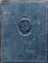 Большая советская энциклопедия, том 36 — обложка книги.
