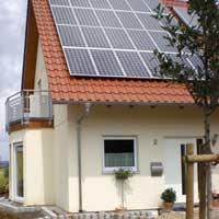 Фонарик на солнечных батарейках.