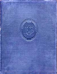 Большая советская энциклопедия, том 45 — обложка книги.