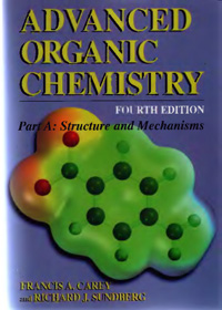 Advanced Organic Chemistry. Structure and Mechanisms — обложка книги.