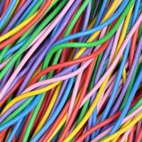 Разноцветные провода