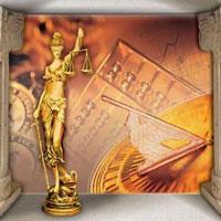 Богиня правосудия - Фемида.