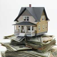 Кредит под залог недвижимости.