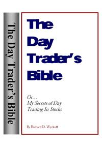 Day Traders Bible — обложка книги.