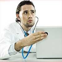 Добрый доктор вылечит коспьютер.