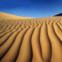 Песок. Который вас в Тунисе НЕ ожидает.