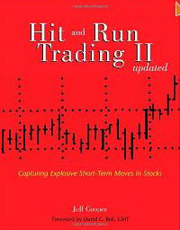Hit and Run Trading II: Capturing Explosive Short-Term Moves in Stocks — обложка книги.