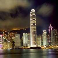 Гонконг.