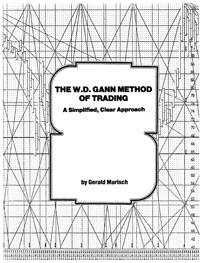 The W.D. Gann Method of Trading — обложка книги.