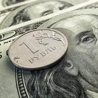 Пара доллар-рубль.