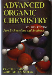 Advanced Organic Chemistry. Reactions and Synthesis — обложка книги.