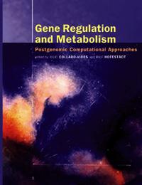 Gene regulation and Metabolism — обложка книги.