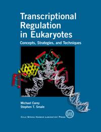 Transcriptional Regulation in Eukaryotes — обложка книги.