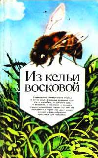Из кельи восковой — обложка книги.