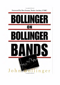 Bollinger On Bollinger Bands — обложка книги.