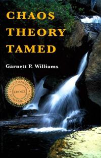 Chaos Theory Tamed — обложка книги.