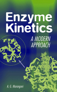 Enzyme Kinetics. A Modern Approach — обложка книги.