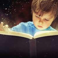 Волшебство книги.