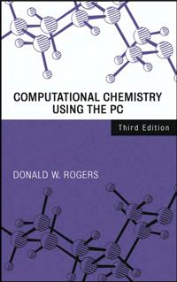 Computational Chemistry Usining the PC — обложка книги.