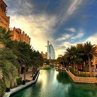 Дубаи. Город будущего.