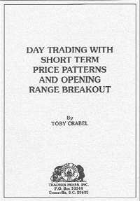 Day Trading With Short Term Price Patterns And Opening Range Breakout — обложка книги.