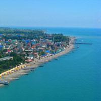 Черноморское побережье.