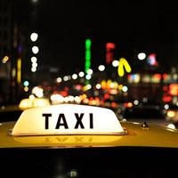 Такси заказывали?