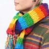 Модный аксессуар для женщин — шарф