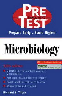Microbyology — обложка книги.