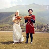 Гостеприимный Кавказ.